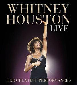 ホイットニー・ヒューストン / ホイットニー・ヒューストン・ライヴ(デラックスエディション盤/CD+DVD) [CD]