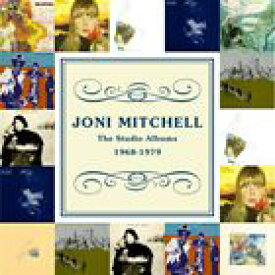 輸入盤 JONI MITCHELL / STUDIO ALBUMS 1968-1979 [10CD]