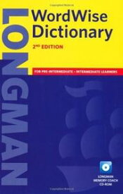 Longman Wordwise Dictionary 2nd Edition Paperback with CD-ROM
