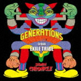GENERATIONS from EXILE TRIBE / SHONEN CHRONICLE(通常盤) [CD]
