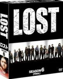 LOST シーズン6<ファイナル> コンパクトBOX [DVD]