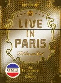 L'Arc〜en〜Ciel/LIVE IN PARIS [DVD]