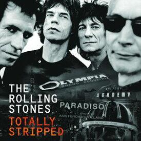 輸入盤 ROLLING STONES / TOTALLY STRIPPED (SUPER DLX)(LTD) [4BLU-RAY+CD]