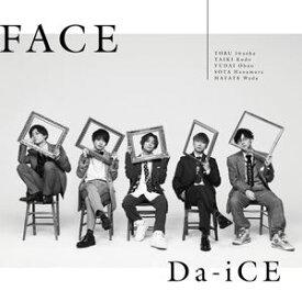 Da-iCE / FACE(初回限定盤B/CD+DVD) [CD]