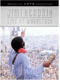 輸入盤 JIMI HENDRIX / LIVE AT WOODSTOCK [2DVD]