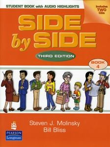 Side by Side 3rd Edition Level 4 Student book with Audio Highlights