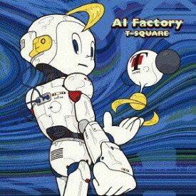 [送料無料] T-SQUARE / AI Factory(完全限定生産盤) [レコード]