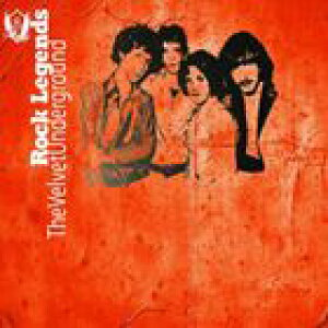 輸入盤 VELVET UNDERGROUND / ROCK LEGENDS [CD]