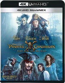 パイレーツ・オブ・カリビアン/最後の海賊 4K UHD MovieNEX [Blu-ray]