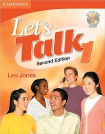 Let's Talk 2nd Edition Level 1: Student's Book with Self-Study CD