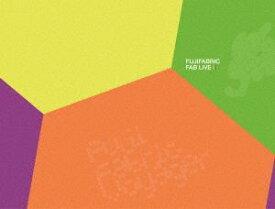 フジファブリック/FAB LIVE II(完全生産限定盤) [Blu-ray]