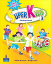 SuperKids 2nd Edition Level 3 Student Book