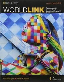 World Link 3rd Edition Level 1 Combo Split 1A with Online Work Book