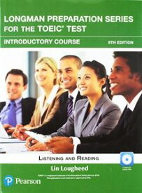 Longman Preparation Series for the TOEIC Test 6/E Introductory Student Book with MP3