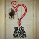[送料無料] HYDE / WHO'S GONNA SAVE US(初回限定盤) [CD]