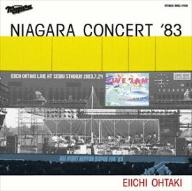 大滝詠一 / NIAGARA CONCERT '83(通常盤) [CD]