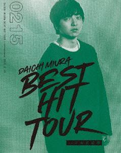 三浦大知/DAICHI MIURA BEST HIT TOUR in 日本武道館(2/15公演) [Blu-ray]