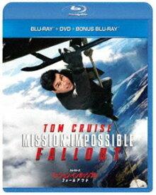 ミッション:インポッシブル/フォールアウト ブルーレイ+DVDセット<初回限定生産>(ボーナスブルーレイ付き) [Blu-ray]