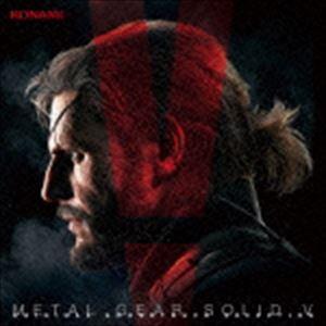 (ゲーム・ミュージック) METAL GEAR SOLID 5 ORIGINAL SOUNDTRACK(CD)