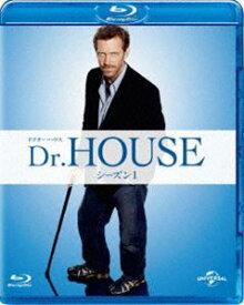 Dr.HOUSE/ドクター・ハウス シーズン1 ブルーレイ バリューパック [Blu-ray]