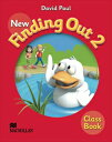 New Finding Out Level 2 Classbook with Self-study CD