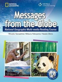 Messages from the Globe Student Book with DVD