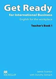 Get Ready for International Business Level 1 Teacher's Book's book + Digitalbook CD-ROM
