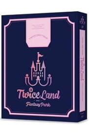 輸入盤 TWICE / TWICELAND ZONE 2 : FANTASY PARK [2BLU-RAY]