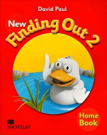New Finding Out Level 2 Homebook
