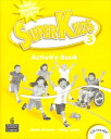 SuperKids 2nd Edition Level 3 Activity Book with CD