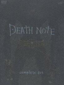DEATH NOTE デスノート/DEATH NOTE デスノート the Last name complete set [DVD]