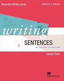 Writing Sentences: Student Book