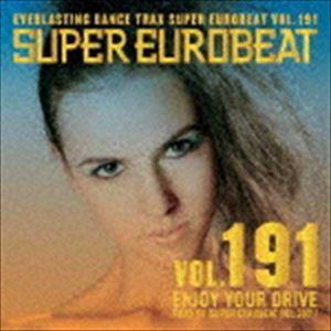 (オムニバス) スーパーユーロビート VOL.191(CD)