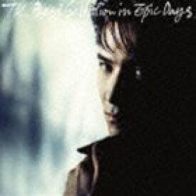 小室哲哉 / TK Best Selection in Epic Days(CD+DVD) [CD]