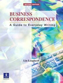 Business Correspondence Student Book
