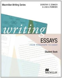 Writing Essays: Student Book