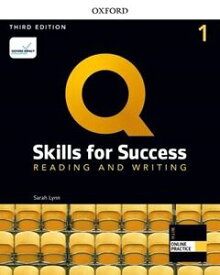 Q: Skills for Success 3/E: Reading and Writing Level 1 Student Book with iQ Online Practice