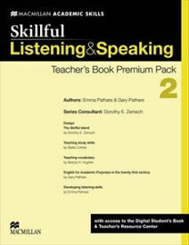 Skillful: Listening & Speaking 2 Teacher's Book's Book + DStudent Book Pack