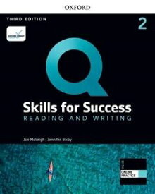 Q: Skills for Success 3/E: Reading and Writing Level 2 Student Book with iQ Online Practice