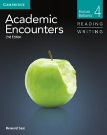 Academic Encounters 2/E Level 4 Student's Book Reading and Writing