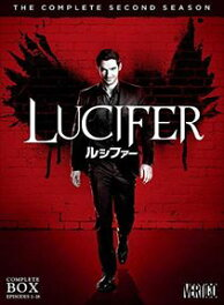 LUCIFER/ルシファー〈セカンド・シーズン〉 コンプリート・ボックス [DVD]