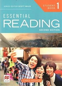 Essential Reading 2nd Edition Level 1 Student Book