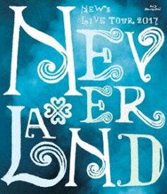 NEWS LIVE TOUR 2017 NEVERLAND【Blu-ray】(通常盤) [Blu-ray]