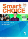 Smart Choice 4/E Level 1 Student Book with Online Practice