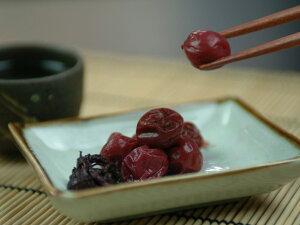 紀州産 小梅 紫蘇漬け 500g 無農薬 無添加 有機栽培 小粒 梅干し オーガニック 昔ながらの懐かしい梅干