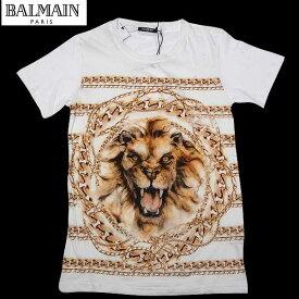 バルマン BALMAIN レディース 半袖 Tシャツ カットソー 8161 290I C5200 14S (R34625) 【送料無料】【smtb-TK】