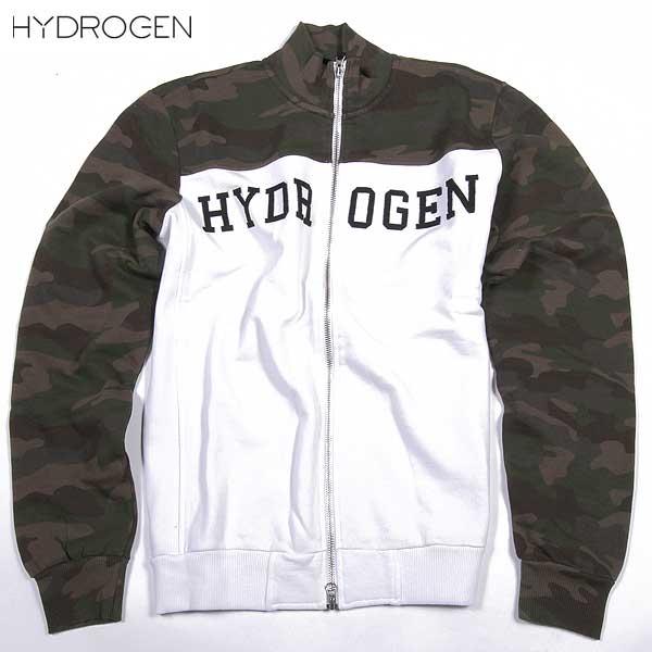 【送料無料】 ハイドロゲン(HYDROGEN) メンズ トラックジャケット 160610 543 【楽ギフ_包装】【smtb-TK】 DB15S/WA15S