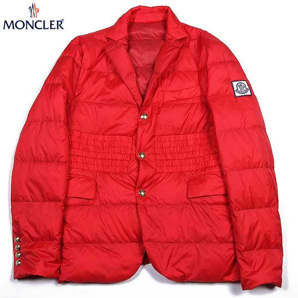モンクレール MONCLER メンズ ガムブルー ダウン ジャケット RINI ブレザー 3001003 68240 400 15S【送料無料】【smtb-TK】