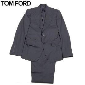 トムフォード TOM FORD メンズ スーツ 2ボタン シングル T22R13 21AL43 NAVY 15A【送料無料】【smtb-TK】