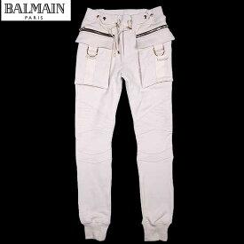バルマン BALMAIN メンズ スウェット パンツ S6H J515 B928 102 61S (R138240) 【送料無料】【smtb-TK】